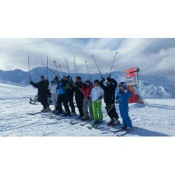 Cursillo de Esquí Fin de Semana
