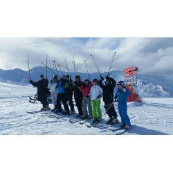 Cursillo de Esquí Semanal 135€/persona