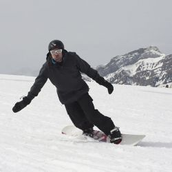 Snowboard weekly course 135 € / per person