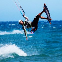 Kitesurf private lessons 1 Person
