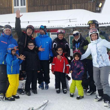 Curso de Esquí - 2 Horas